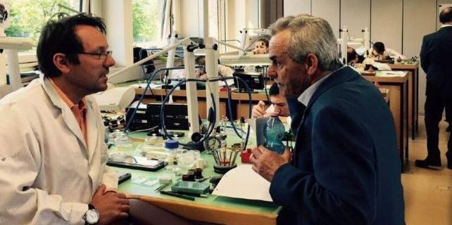 Bursa'ya saatçilik okulu açılıyor
