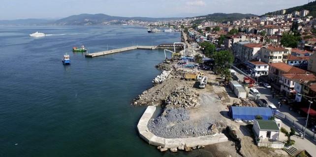 Mudanya'da düğüm çözüldü