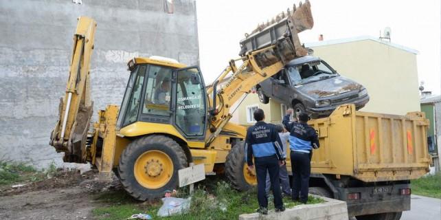 Bursa'da büyük temizlik...