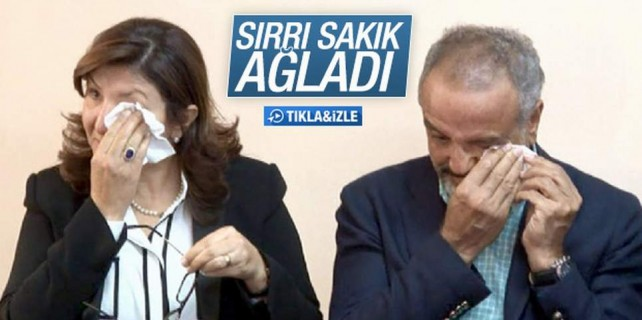 Sırrı Sakık'ın Bursa'da gözyaşları...
