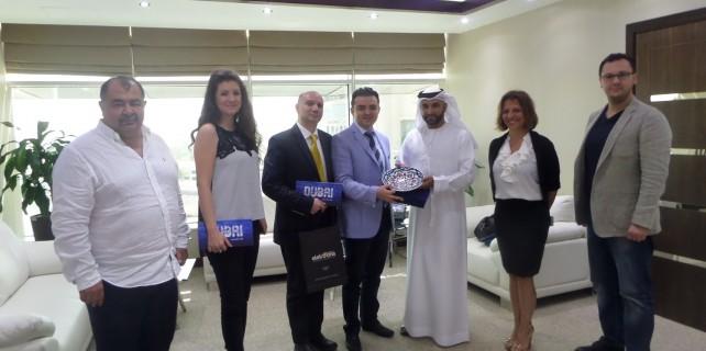 Dubaili yatırımcılar Bursa'ya geliyor