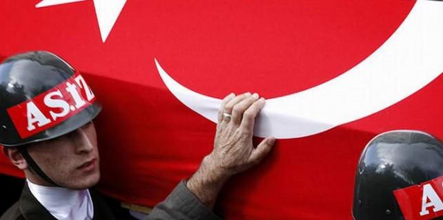 Erzurum'da 2 asker şehit...