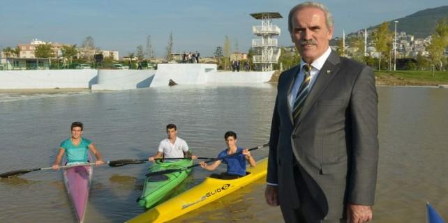 Bursa'da kano zamanı...