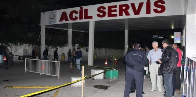 Bursa'da acil servis önünde katliam...