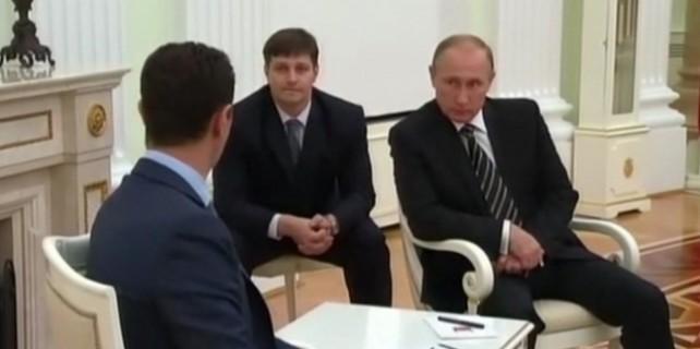 Putin Esad görüşmesinde neler konuşuldu?