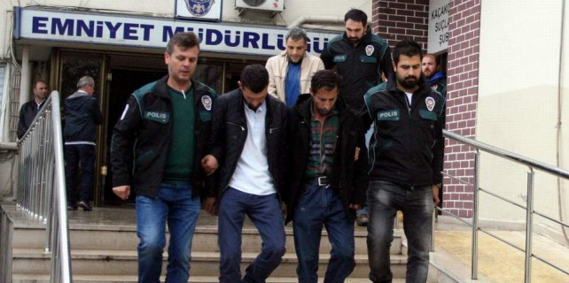 Bursa'da uyuşturucu operasyonu...