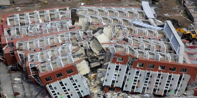 Türkiye'deki riskli yapı stoğu dudak uçuklatıyor...