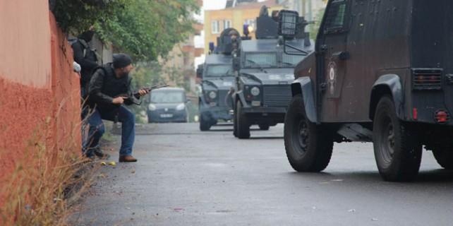 DAEŞ operasyonunda 2 polis şehit...
