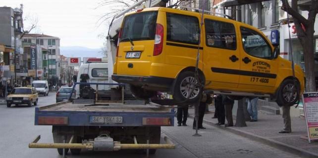 Bursalılar dikkat...Aracınızı park ettiğiniz yerde bulamayabilirsiniz