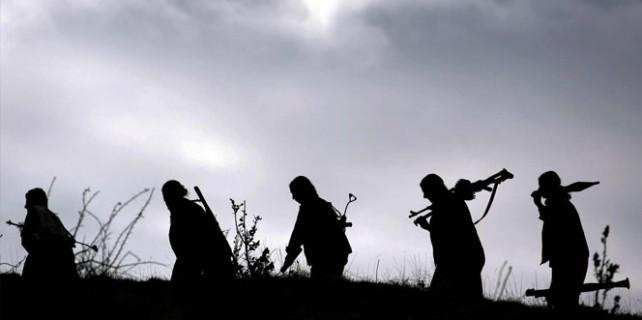 PKK'dan büyük kaçış...