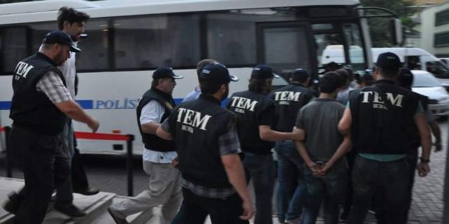 Bursa'da aynı zamanda IŞİD ve PKK operasyonu...