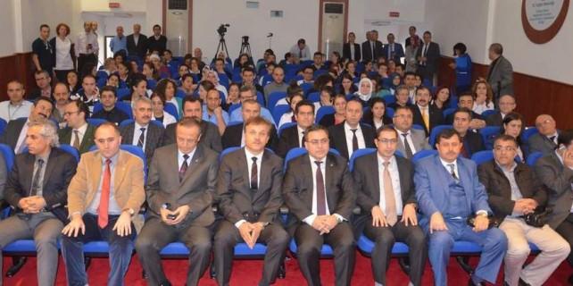 Bursa'da sağlık çalışanlarından teröre tepki