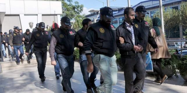 Bursa'daki PKK operasyonunda 5 tutuklama