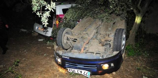 Bursa'da feci kaza...2 ölü