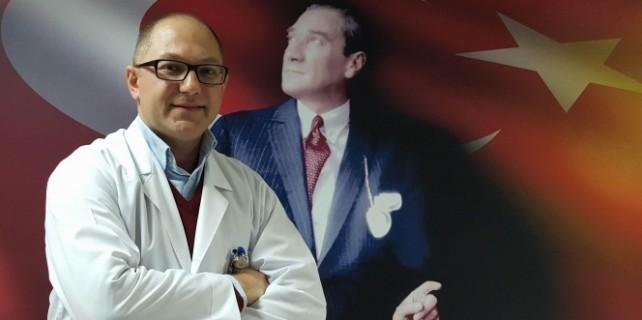 Amerika'dan ödül alan Bursalı doktor konuştu...