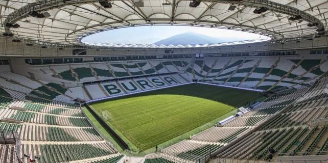 Timsah Arena federasyonu bekliyor...