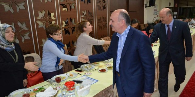 Ak Parti'den Bursalılara teşekkür...
