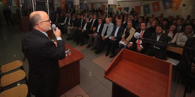 Ak Parti'nin Osmangazi'de büyük başarısı...