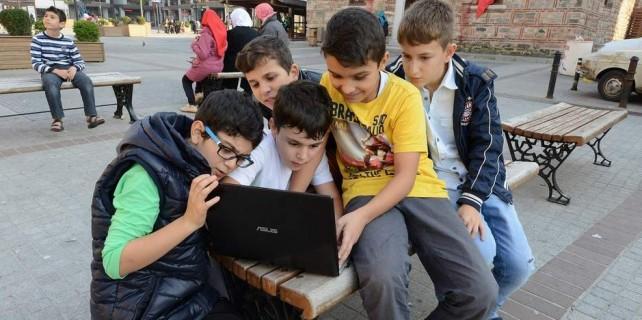 Bursa'nın bu ilçesinde internet artık ücretsiz...