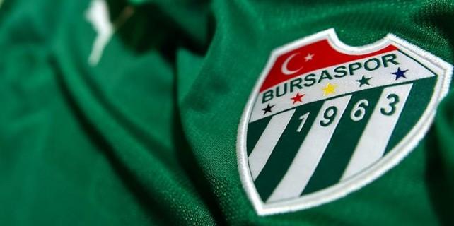 Bursaspor'dan açıklama...