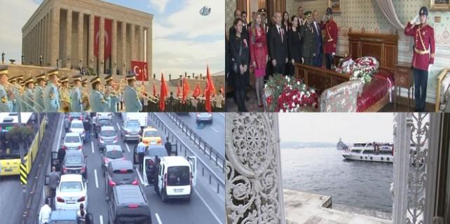 Türkiye'de hayat durdu...