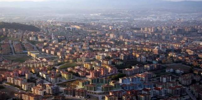 Bursa'da esrarengiz patlama