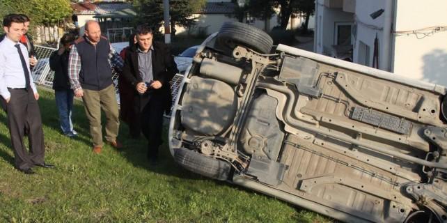 Bursa güne kazalarla başladı...