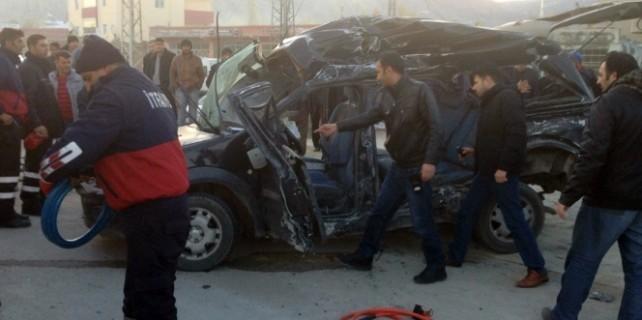 Feci kazada 7 ölü