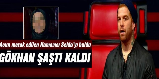 İşte Türkiye'nin konuştuğu Hamamcı Selda...