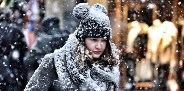 Dikkat...Kar geliyor...