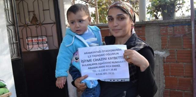 Bursalılar bu ailenin çağrısına kulak verin...