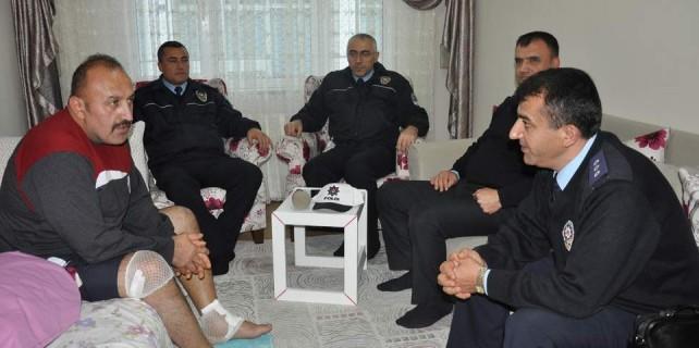 Bursalı polis ikinci kez gazi oldu