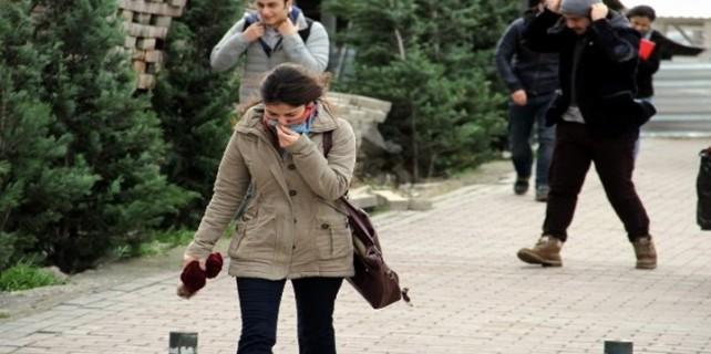 Bursalılara önemli uyarı...Hafta sonu  hava değişiyor