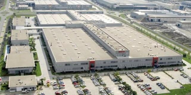 Bosch Fabrikası'nda büyük yarış...