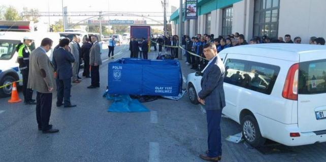 Acemler'de feci kaza...Polis memuru hayatını kaybetti
