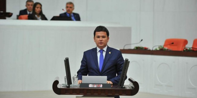 Yeniden CHP Grup yönetimine girdi...