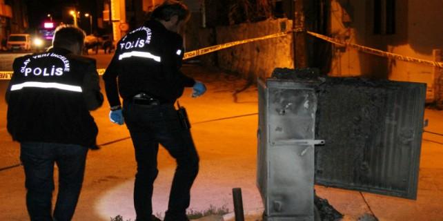 Bursa'da eş zamanlı molotoflu saldırı...