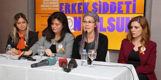 Bursa'da kadınlar sokağa iniyor...