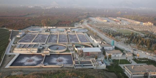Bursa'da çevre için dev yatırım