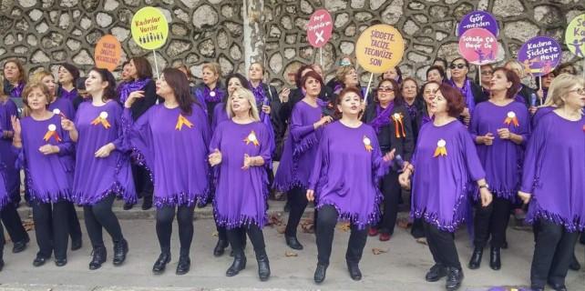 Bursa'da bu kadınlar ne yapıyor?