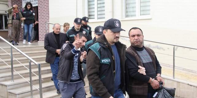 Bursa'da büyük uyuşturucu operasyonu...