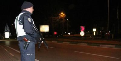 polis yol kontrol