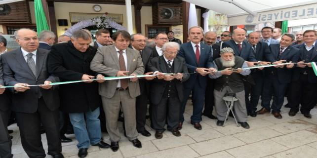Bursa'da bir eser daha ayağa kalktı