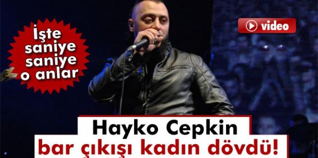 Hayko Cepkin'e ceza...