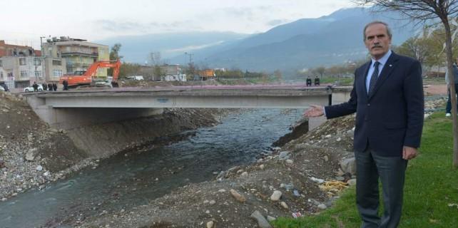 Bursa'da bir köprü daha ulaşıma açılıyor...