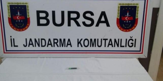 Bursa'da öyle bir operasyon yapıldı ki...Bir tüp 1,5 trilyon