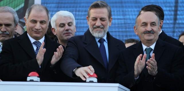 Bursa'ya tekstil mükemmeliyet merkezi