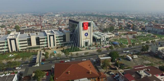 Bursa'ya 2,7 katrilyonluk bütçe