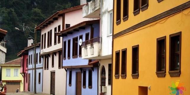Burası Bursa...Yok böyle güzellik