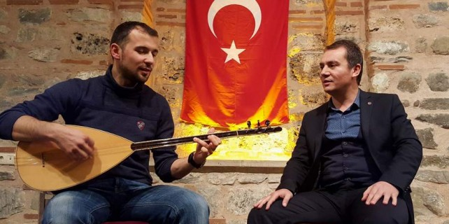 Bursa'dan Putin'e farklı gözdağı